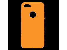 Samsung A5 (2017) Silicone Matte Kleur Achterkant