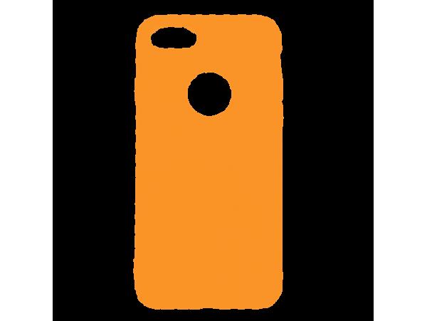 Samsung J5 (2017) Silicone Matte Kleur Achterkant