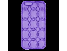 iPhone 7/8 Plus Silicone Diamond Chain-Patroon Achterkant