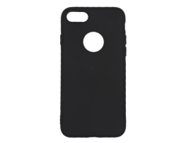 Samsung S7 Silicone Matte Kleur Achterkant