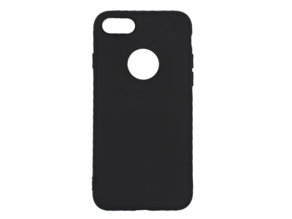 Samsung J6 (2018) Silicone Matte Kleur Achterkant
